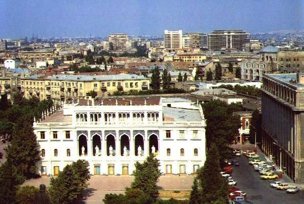 Nizami Museum In Baku Azerbaijan Tourist Destinations Baku