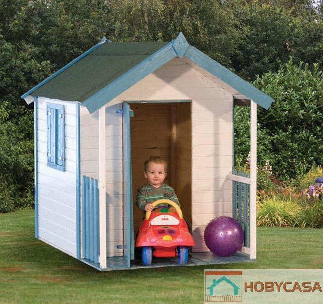 Casas de madera para ni os precios buscar con google for Casitas madera jardin