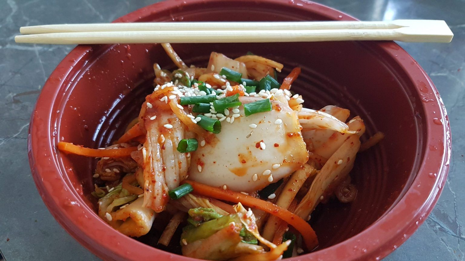 Easy to make Kimchi - Two Foodies Journey | Healthy gut ...