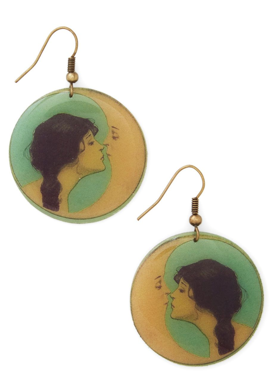 Date of Your Dreams Earrings, @ModCloth