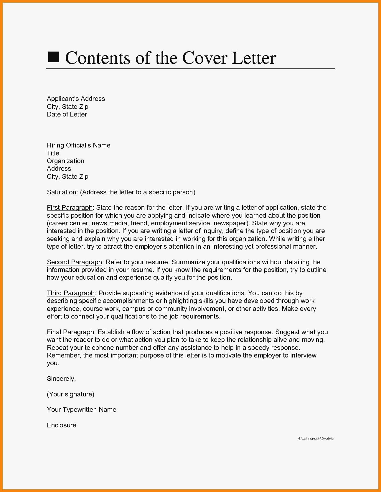27 How To Address Cover Letter With No Name Cover Letter Resume Cover Letter Examples Cover Letter For Resume