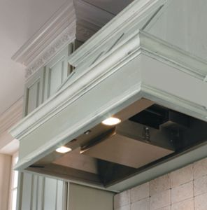 Vent A Hood Hood Insert You Build Your Own Box Around It Perfect For The Soffit Application Kitchen Range Hood Kitchen Ventilation Range Hood Insert
