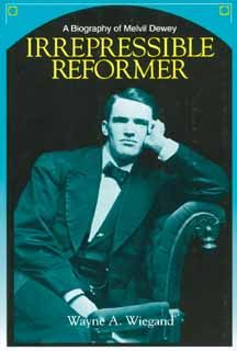 """Melvil Dewey:  Melvil Dewey did more for libraries and education than just the Dewey Decimal Classification System.  Check out this biography to discover the other endeavors in his """"feverishly ambitious life."""""""