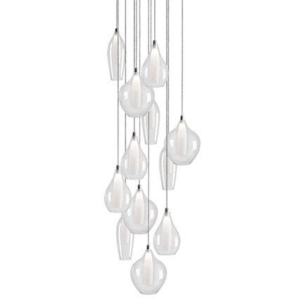 The Simplistic Multi Light Pendant