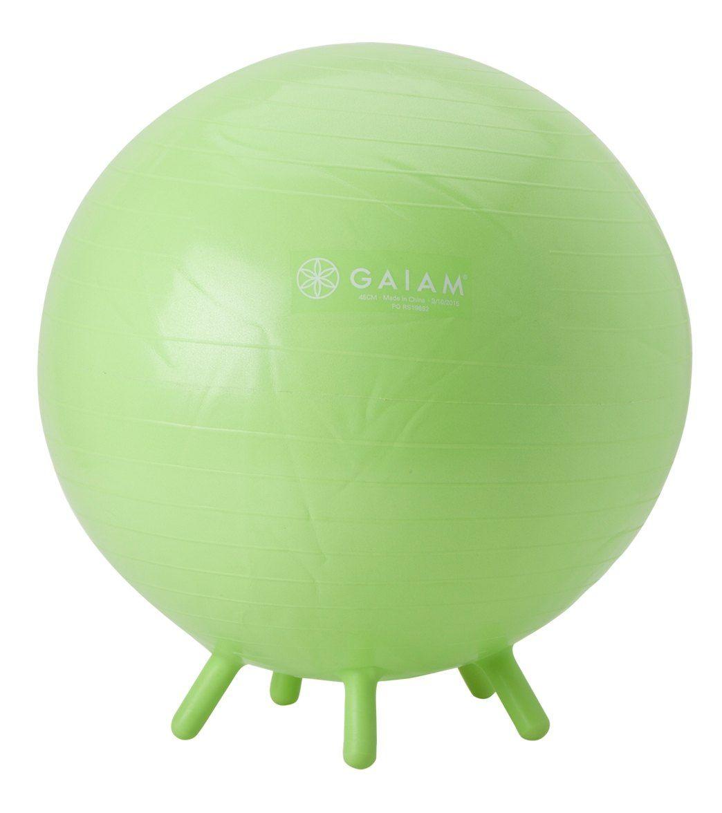 Enjoyable Gaiam Kids Balance Ball Chair Best Yoga Ball Chair Ball Caraccident5 Cool Chair Designs And Ideas Caraccident5Info