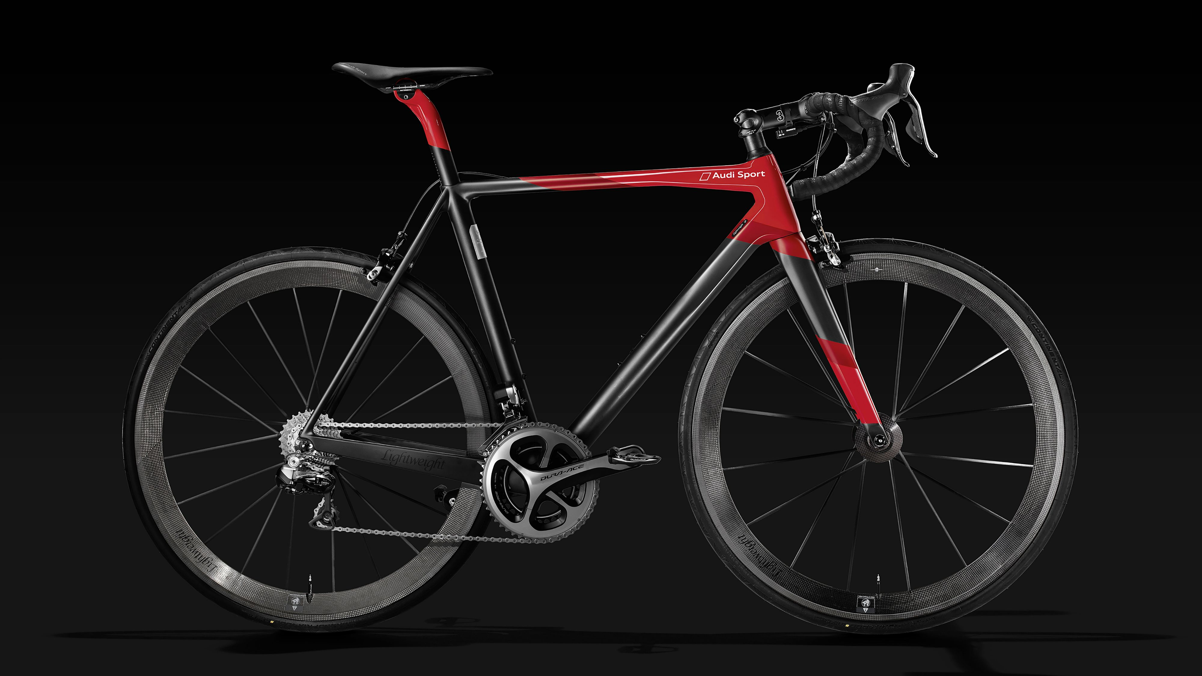 This 20,000 Carbon Fiber Bike Weighs a Ridiculous 12