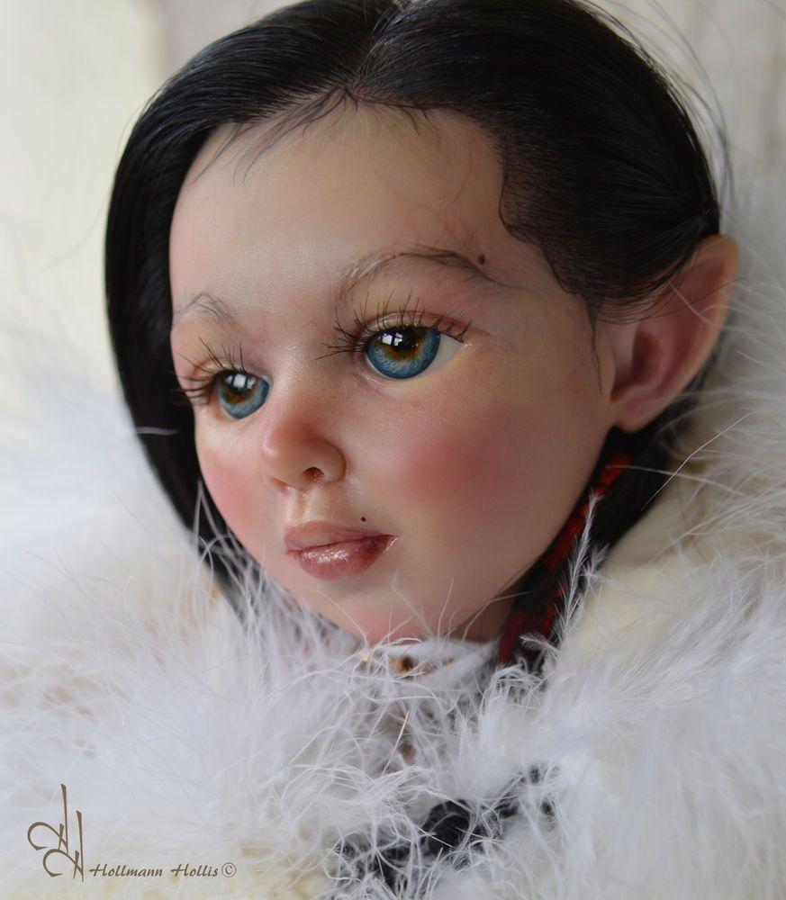 Reborn Elf Fairy by LITTLE CHICKS Stoete Elawin sculpt