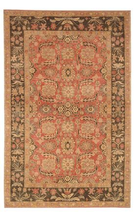 $5 Off when you share! The American Home Rug Company Village Rugs Village Turkeman Rose Rug