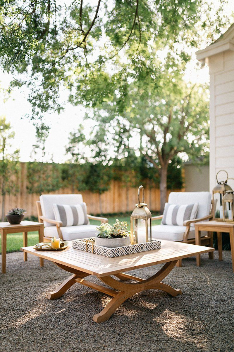 SPACE WE LOVE: THE STYLE SCRIBEu0027S PATIO PARADISE