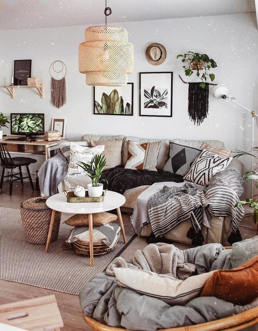 50 Inspiring Living Room Decorating Ideas Living Room Decor Boho Living Room Home Decor Bedroom