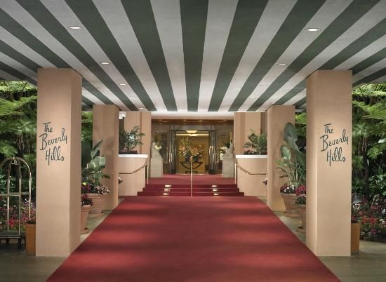 Photos Of Polo Lounge At The Beverly Hills Hotel Restaurant Images Tripadvisor