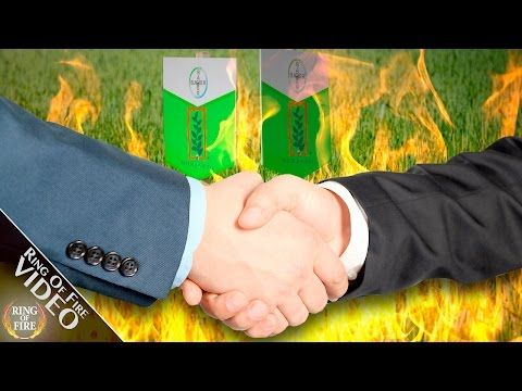 Over the past year or so there have been talks about a merger between GMO giant Monsanto and Bayer. This merger would bring together two of the bigger GMO seed producer creating one huge company with one of the most corrupt and disturbing pasts. Of course The Young Turks did a video on just to help the nation see how horrible this merger may turn out to be.