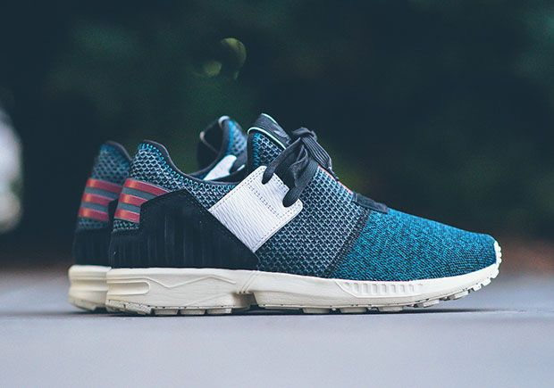 Added Features On The New The adidas ZX Flux Plus