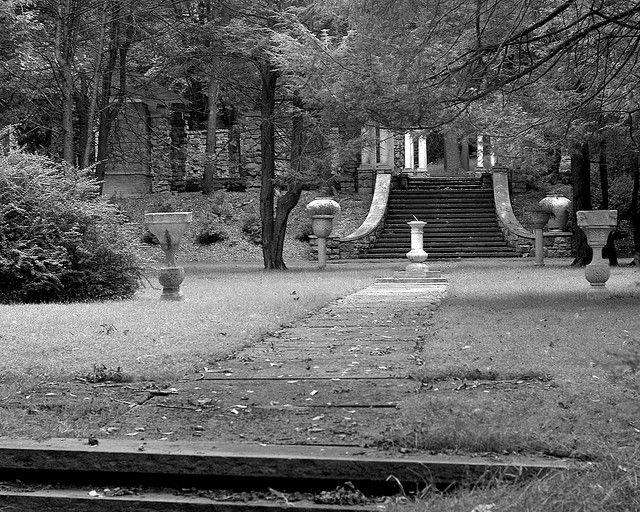 Faded Glory . . . Glen Alpin Mansion