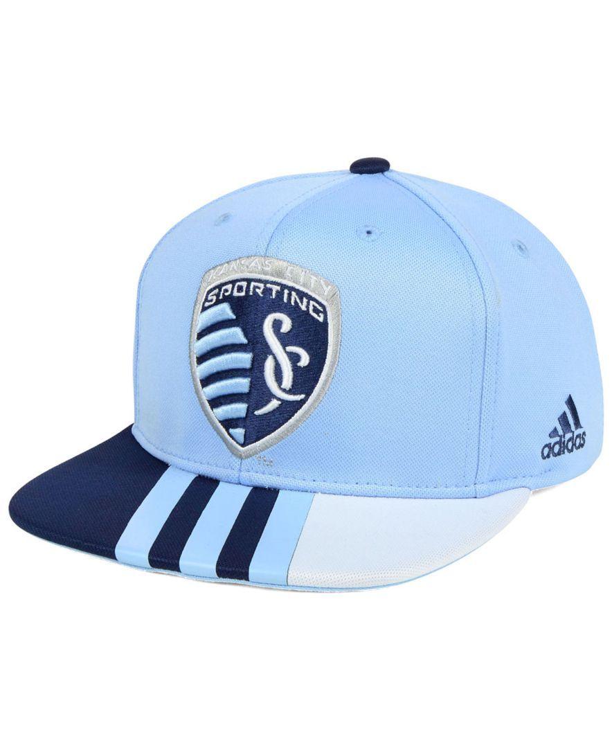 online retailer 2f54d e2d80 adidas Sporting Kansas City Authentic Team Snapback Cap Soccer Season,  Sporting Kansas City, Orlando