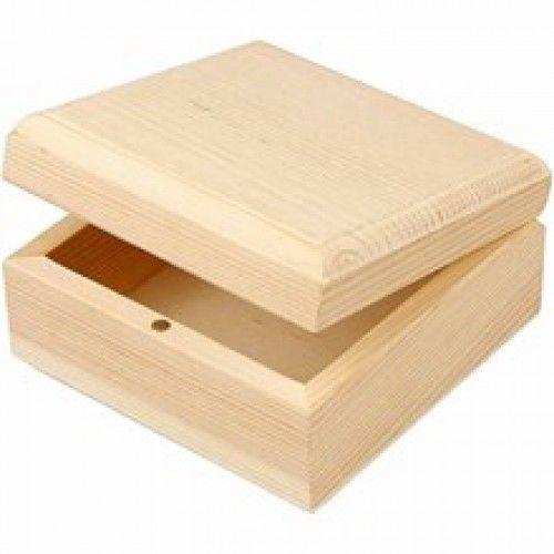 Box · Small 9cm Pine Wood ...