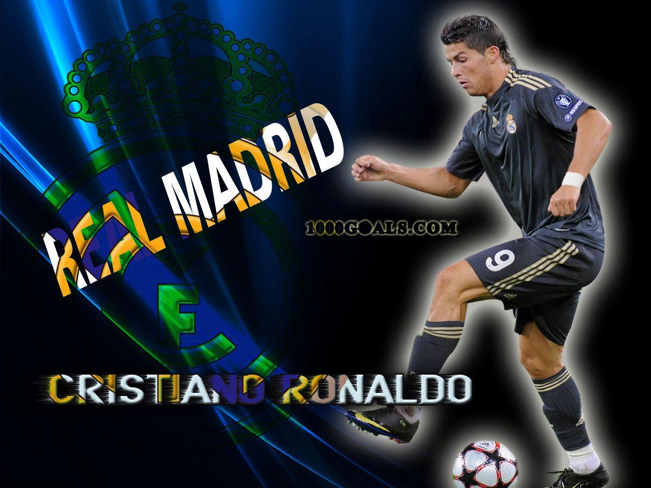 cristiano ronaldo real madrid pics