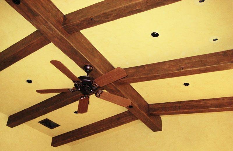 Decorative ceiling beams beams box beams wood beams for Box beam ceiling