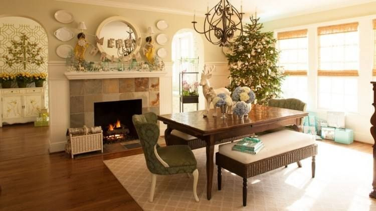 Southern Living Decorating Ideas Cozy Living Room Design Dining