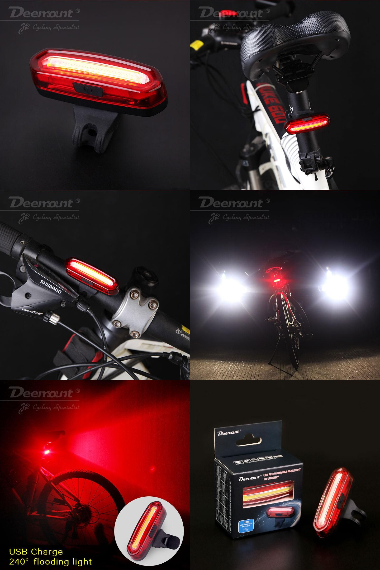 lighting bicycle led products bag phone and bike handlebar lights btr