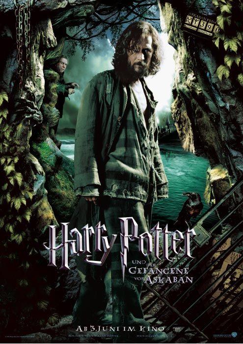 Harry Potter Und Der Gefangene Von Askaban Harry Potter And The Prisoner Of Azkaban Harry Potter Poster Harry Potter Film Der Gefangene Von Askaban