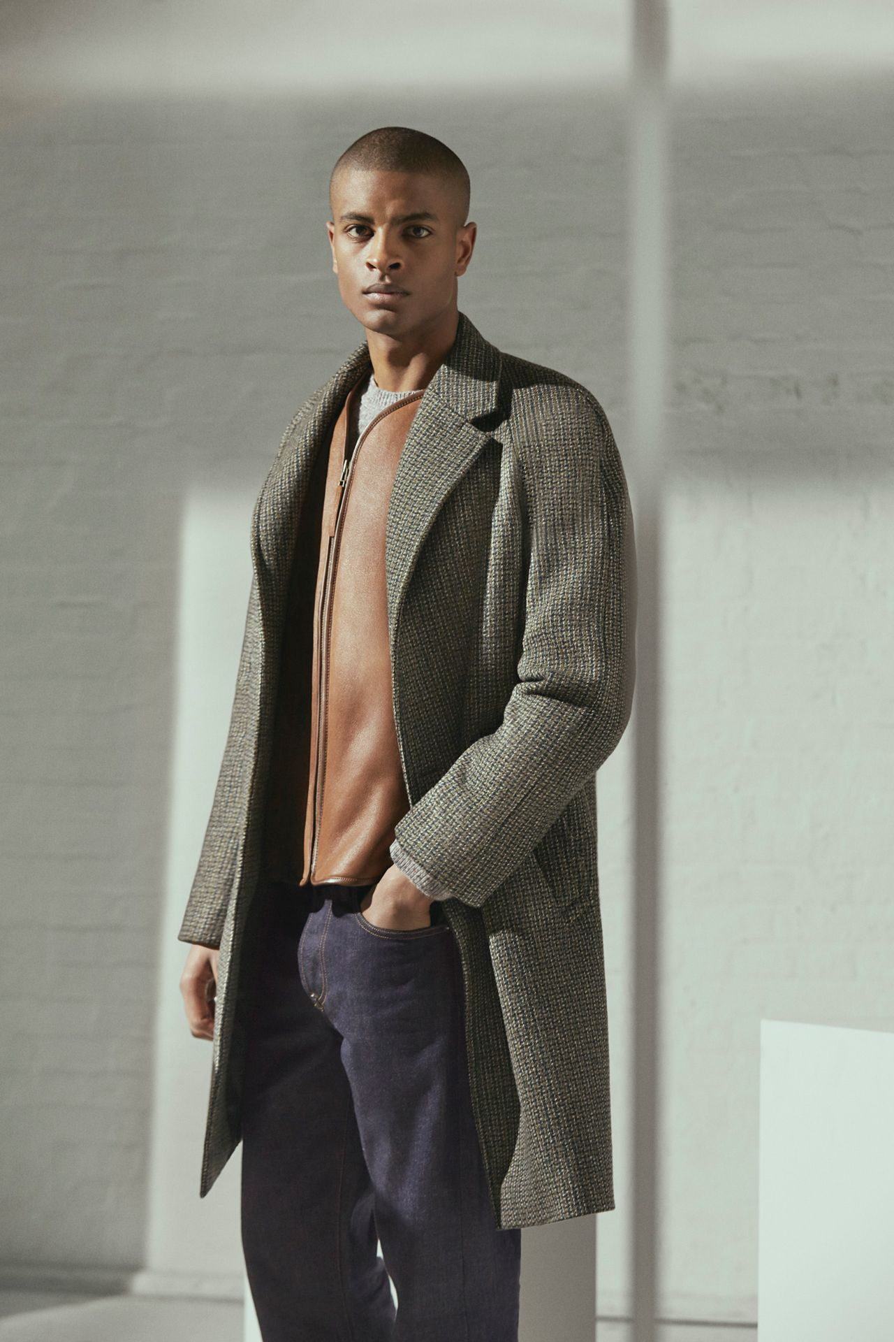 Whistles Menswear AW14 Campaign picture