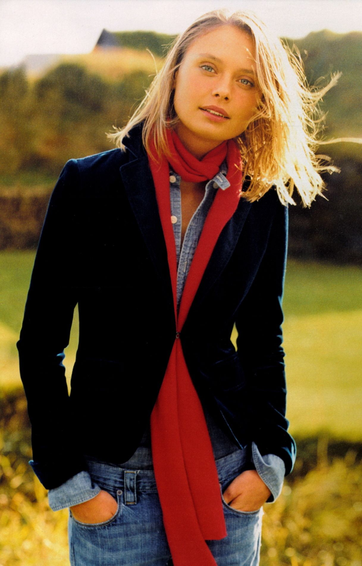 """""""J.CREW Holiday in Iceland Catalog, 2008"""""""