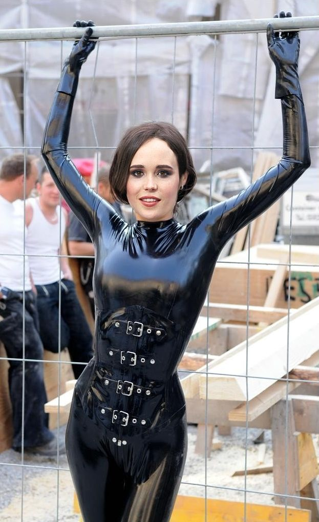 ellen page pussy fakes