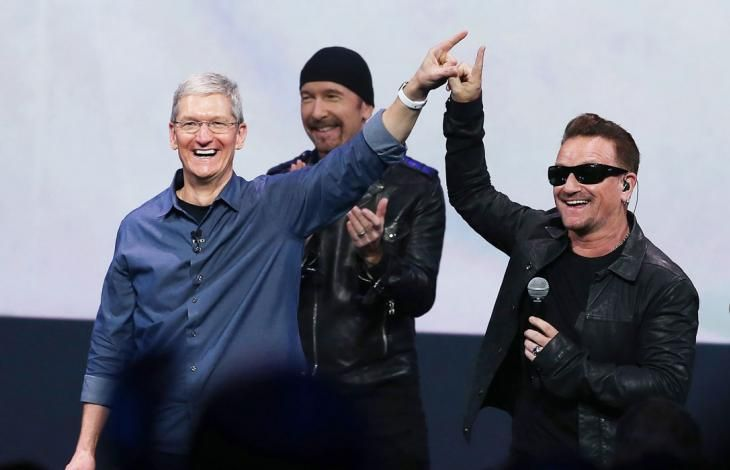 Perché gli #U2 hanno regalato il loro nuovo disco? #marketing #musica #music