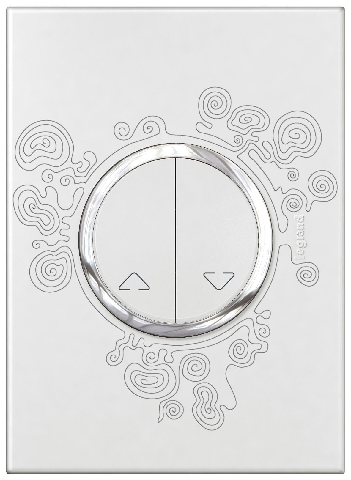 Arteor Tattoo Cover Plate