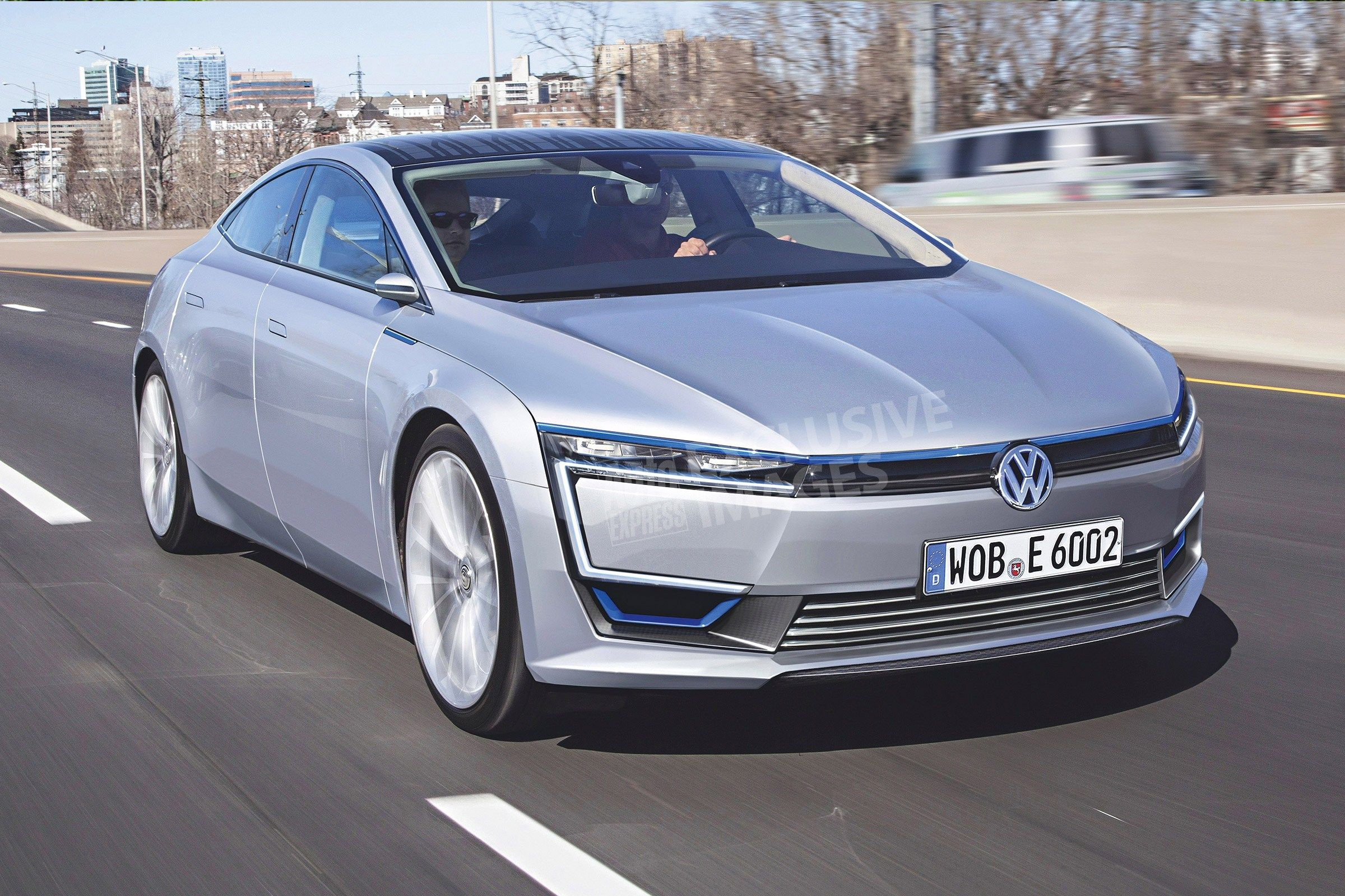 Volkswagen Xl3 New Hybrid And Electric Car To Target Car