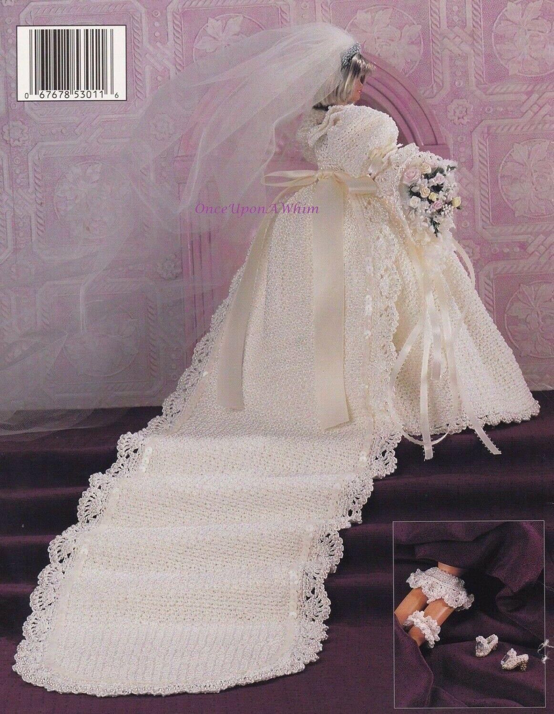 20th Century Royal Wedding Gown Vol 4, Paradise Crochet