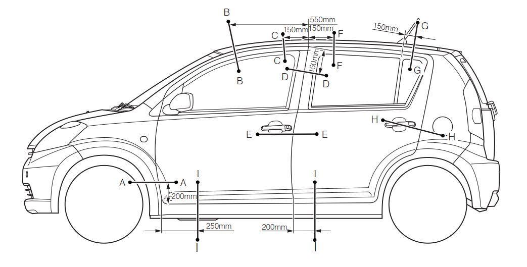 New post (DAIHATSU SIRION Model M300 Series Service Manual