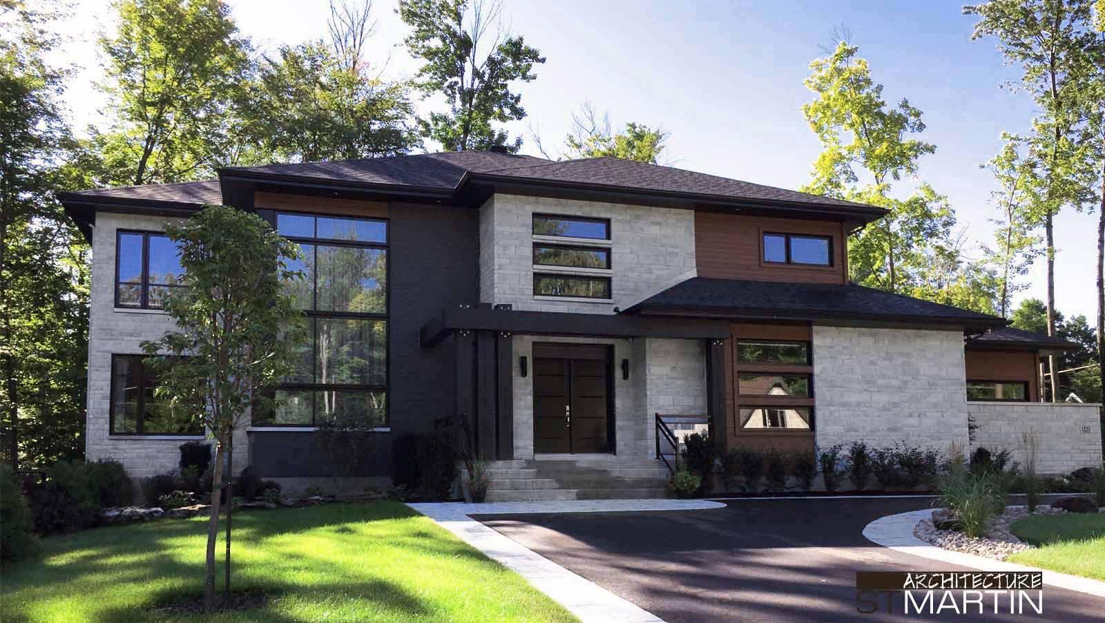 Architecture stmartin maisons neuves home pinterest house