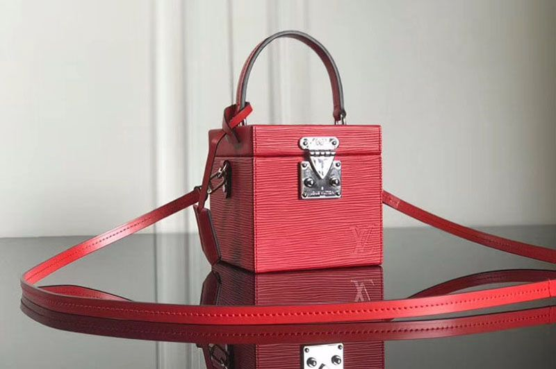 a96fba6401fb Replica Louis Vuitton M52466 LV Bleecker Box Epi Leather Bags Red …  Continue reading →