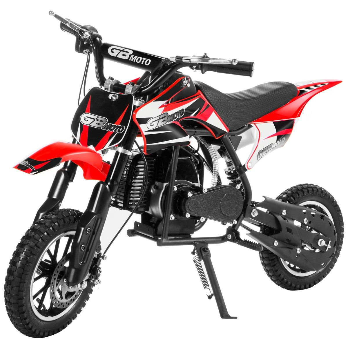 Xtremepowerus 49cc 2 Stroke Gas Power Mini Off Road Dirt Bike