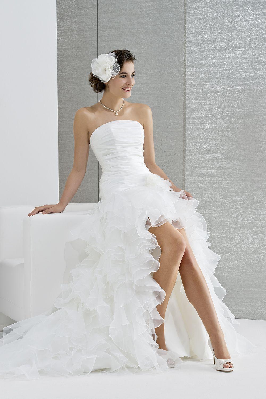Mariage robe courte ou longue