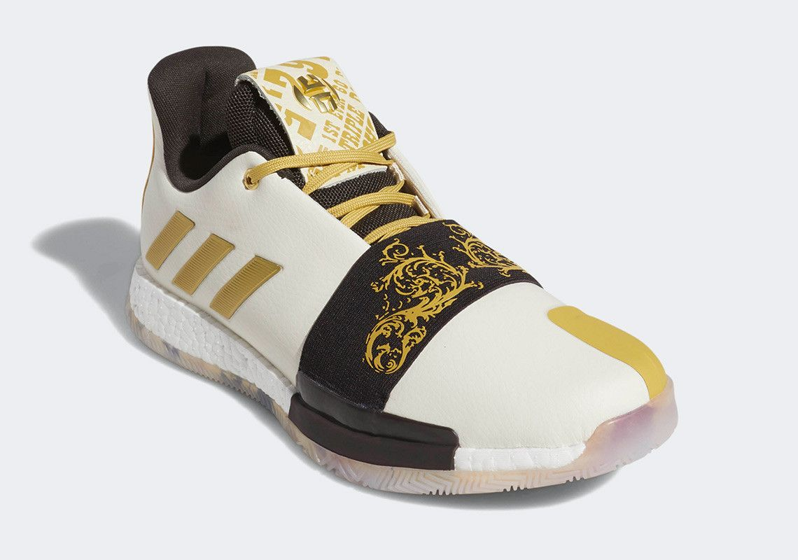 The adidas Harden Vol. 3 Wanted Calls
