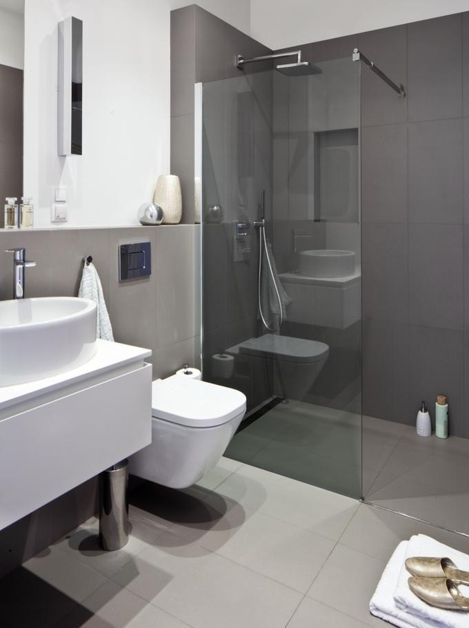 łazienka Inspiracje Szara Szukaj W Google Pomysły
