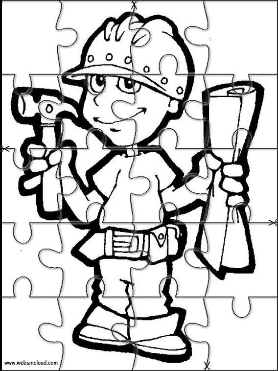 Pin On Printable Jigsaw Puzzles To Cut Out For Kids