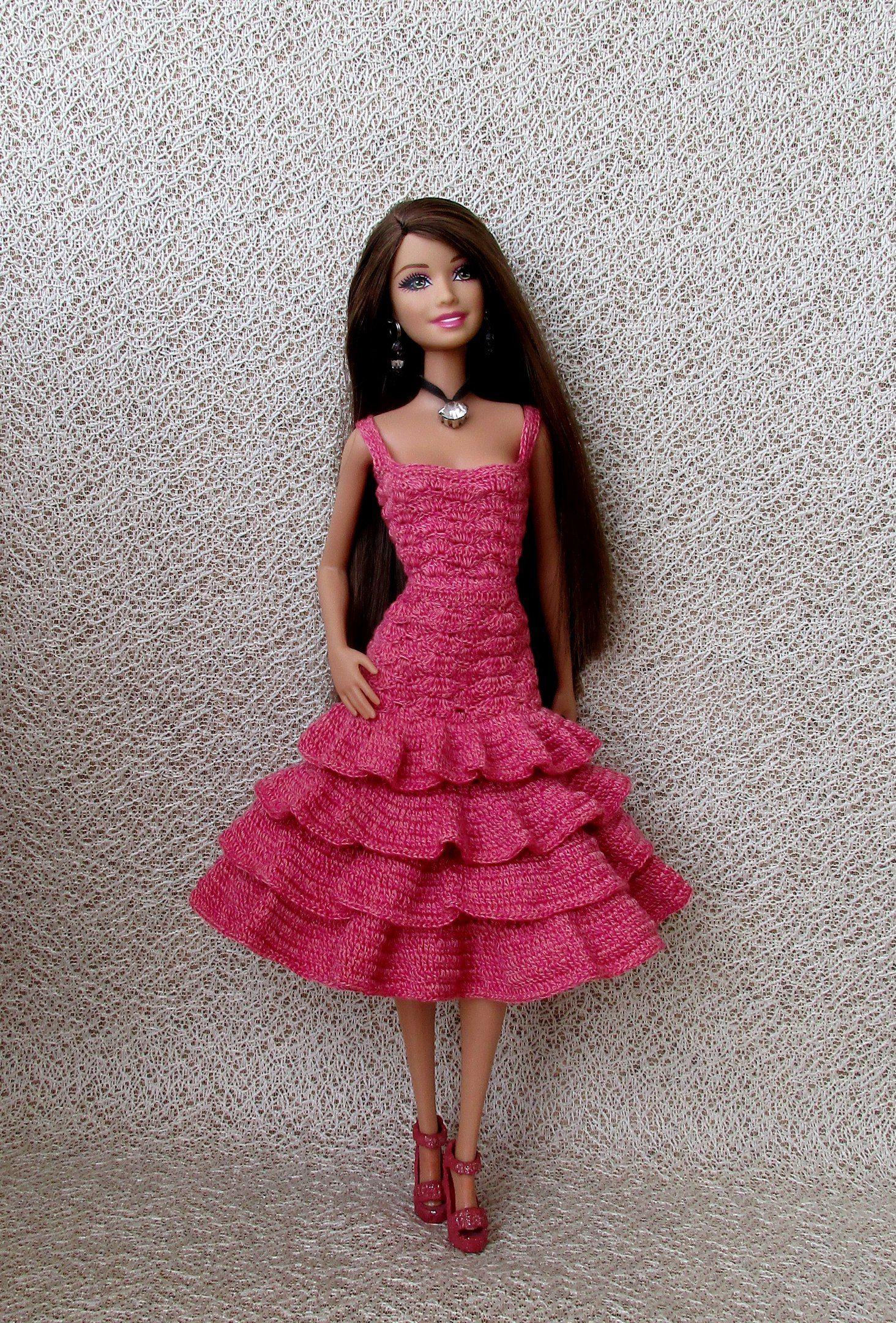 Наряды для Барби. Рукоделие. | Barbie , Atzimba Shani | Pinterest ...