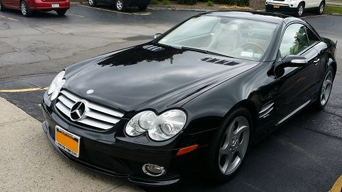 2007 Mercedes Benz Sl550   Rochester, NY #6885630914 Oncedriven