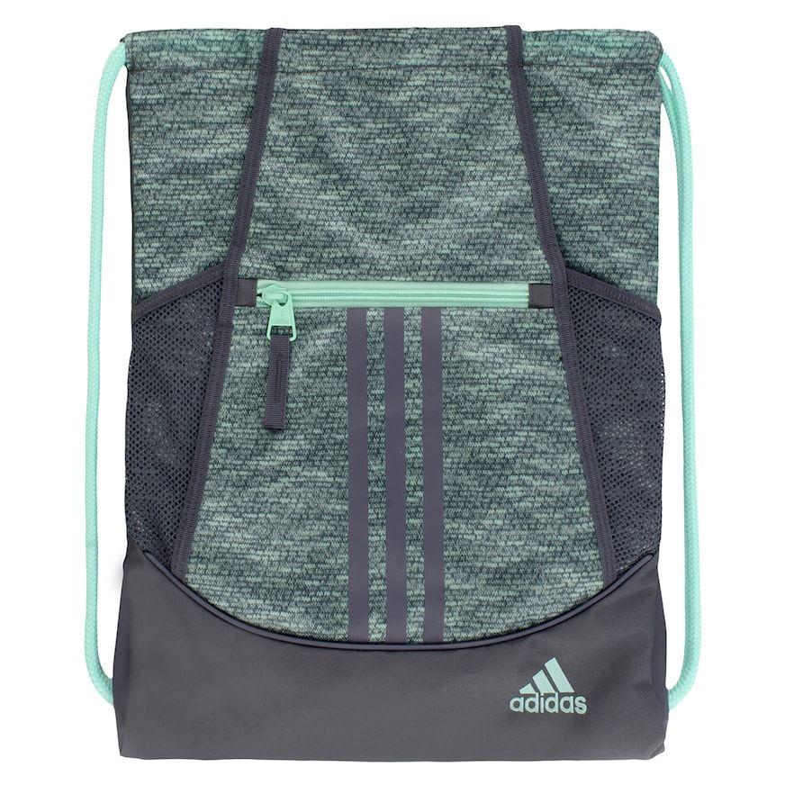 Adidas Alliance Drawstring Backpack f5fd51a312700