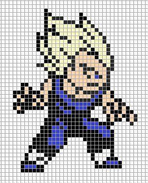 Resultado De Imagen Para Cuadricula Naruto Dibujos En Cuadricula Punto De Cruz Graficos Punto De Cruz