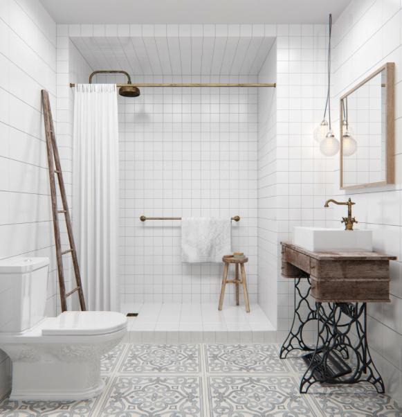 Idée récup : meubles anciens à détourner en lavabo | Lavabo ...