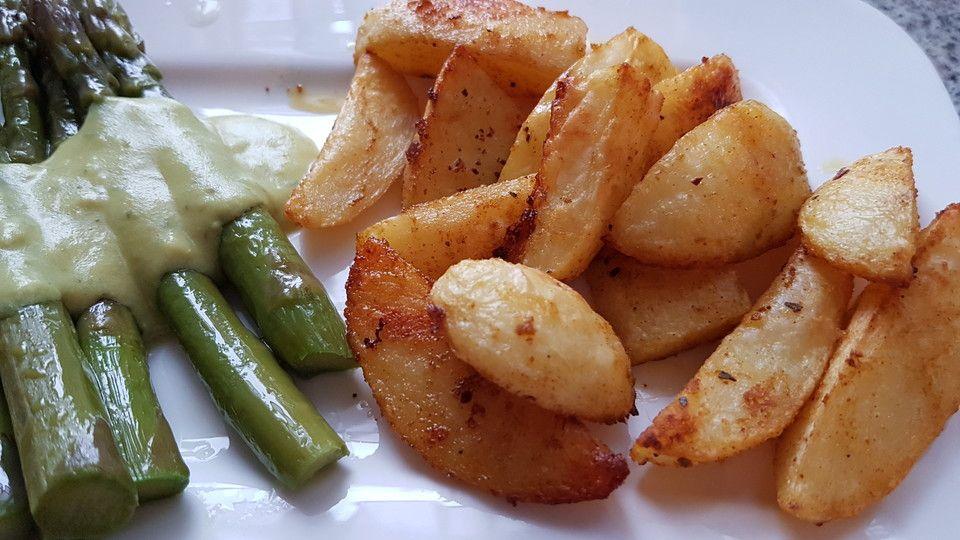 Backofenkartoffeln einfach und lecker von snoopy-75   Chefkoch