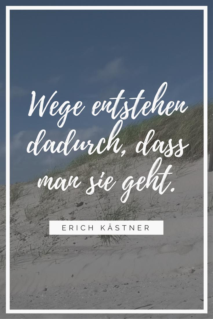 der weg ist das ziel: vom Überholtwerden | erich kästner, weg und ... - Sprüche Von Erich Kästner