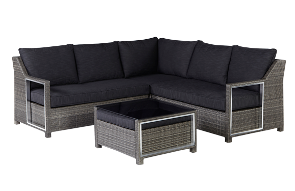 Barbeques Galore Products Contempo 4 Piece Lounge