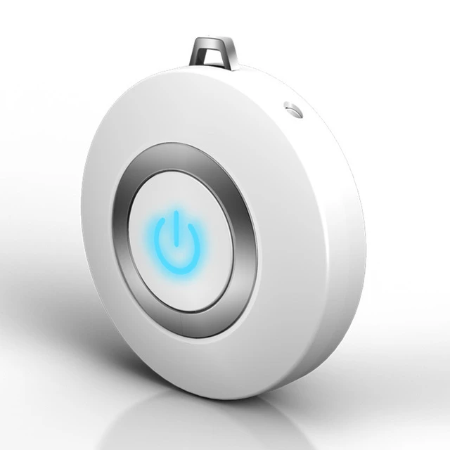 AuraSafe™ Ionic Air Purifier Necklace in 2020 Air