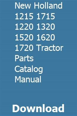 Heavy Equipment, Parts & Attachments 1715 Ford 1320 1620 1520 1720 ...